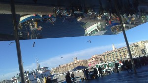 Marché aux poissons du Vieux-Port - Crédits : C. Durand