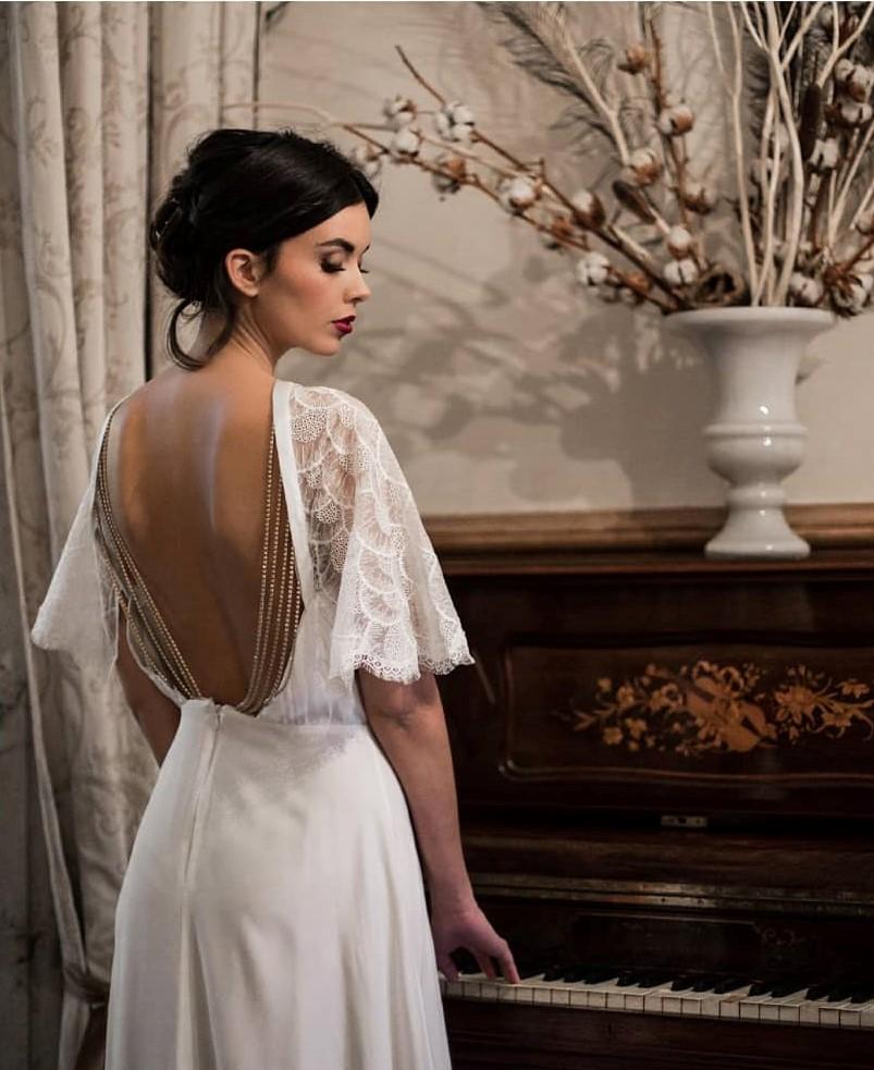 nouvelles,tendances,mariage,robe,de,mariee,catwalk,2019